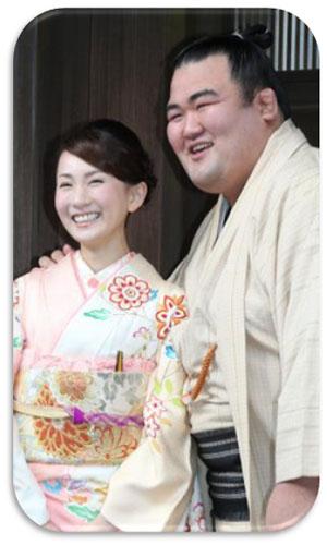 琴奨菊 嫁