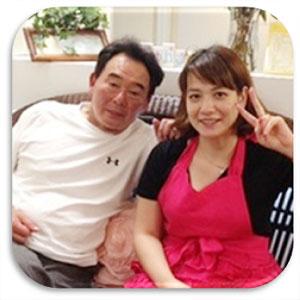 東尾修,夫人,写真,梓みちよ,妻