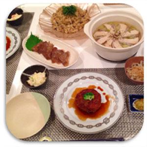 要潤,嫁,手料理,ブログ,ペコリ